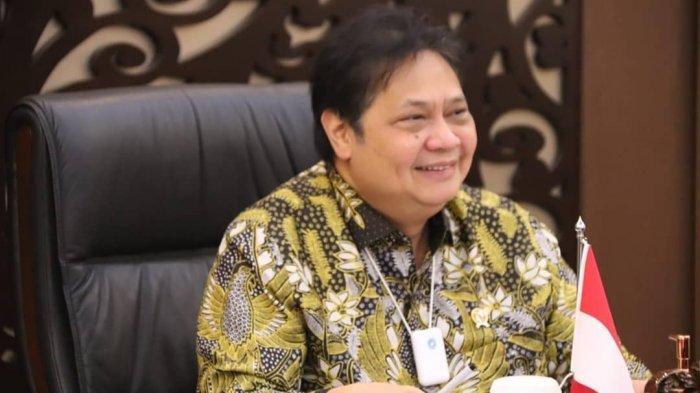 Menko Perekonomian Airlangga Hartanto optimis vaksinasi Covid-19 bisa dilakukan di awal Januari 2021.