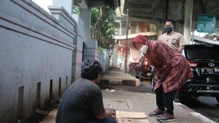 Banyak yang Ragukan Ada Tunawisma di Sudirman Jakarta, Pemulung Ungkap Fakta: Ada Dedengkotnya Itu