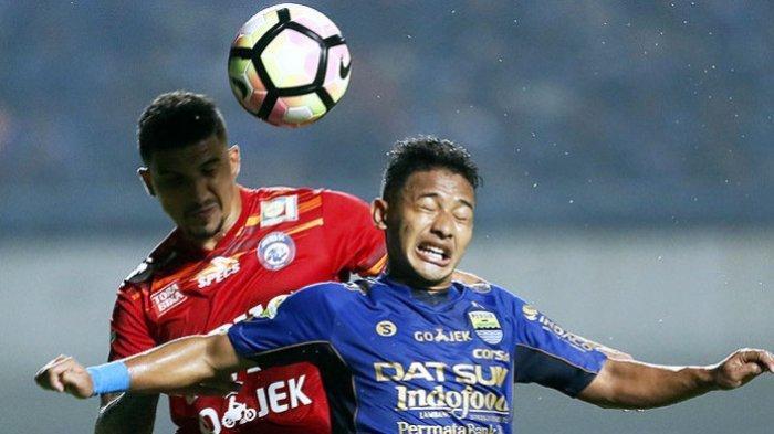 Gian Zola Beberkan Tujuan Utama Latihan Mandiri Skuad Persib Bandung selama PPKM Darurat