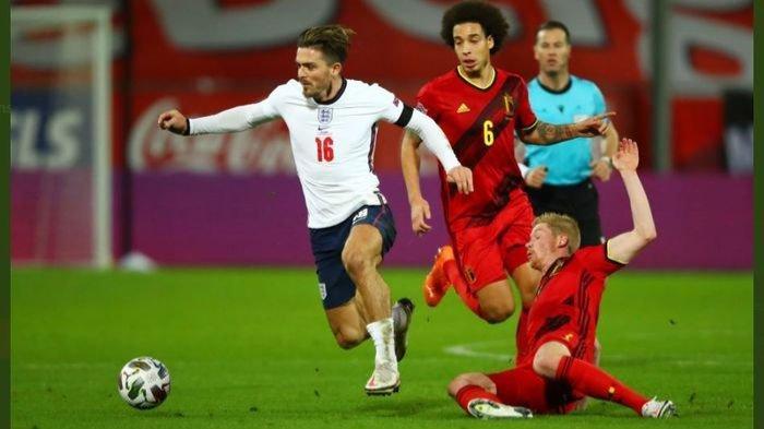Euro 2020: Jack Grealish Didukung Seniornya untuk Jadi Starter di Laga Akhir Grup D Lawan Ceko