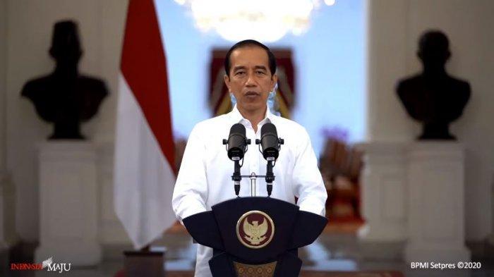 SEDANG BERLANGSUNG Live Streaming Detik-detik Jokowi Disuntik Vaksin Covid-19 Sinovac