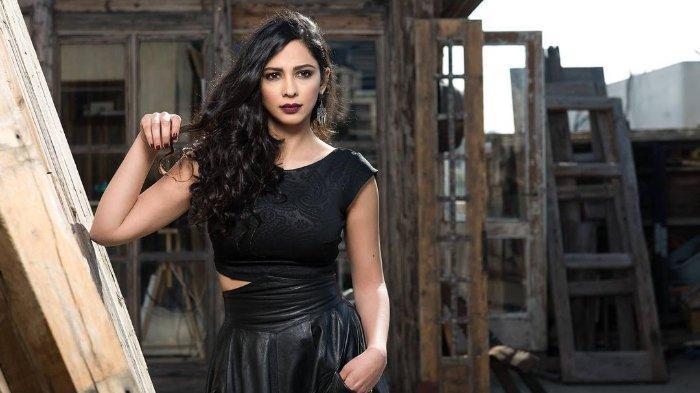 Aktris Palestina Maisa Abd Elhadi.