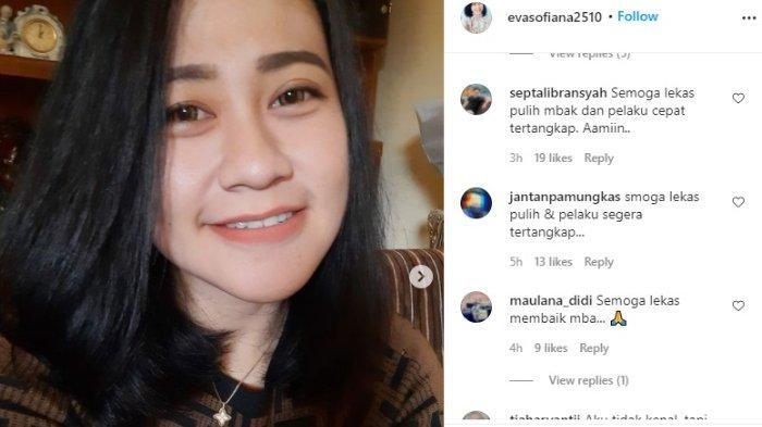 Pria Tak Dikenal Tiba-tiba Masuk Klinik Lalu Sulut Bensin ke Perawat, Instagram Eva Banjir Doa
