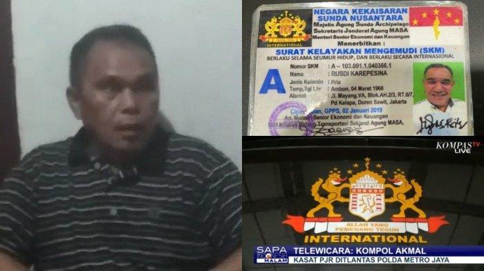Sosok Panglima Sunda Nusantara, Keluarga Sebut Kerjanya Hanya Marah-marah Lewat Telepon