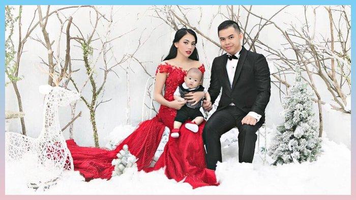 Kezia Karamoy Rayakan Ultah Pertama Anak Sulungnya
