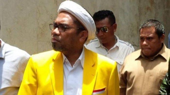 Rekam Jejak Ali Mochtar Ngabalin, Mantan Pengkritik Jokowi yang saat Ini Jadi Tenaga Ahli Utama KSP