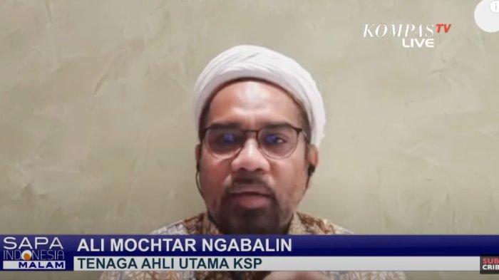 Iuran BPJS Naik di Tengah Pandemi Corona, Ali Ngabalin: Jangan Dulu Kita Berprasangka Buruk