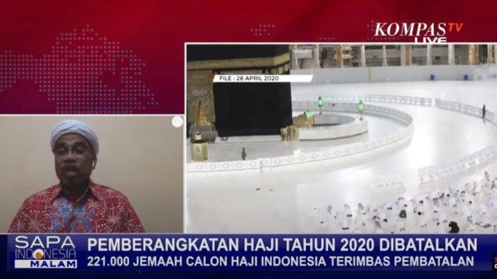 200 Ribu Lebih Calon Jemaah Haji Gagal Berangkat, Ali Ngabalin: Karena Itu Memang Tak Ada Cara Lain