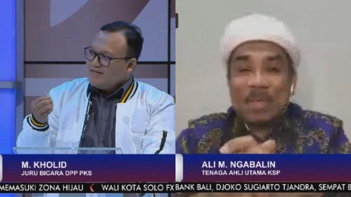 Jubir PKS Sebut Jokowi 'Cuci Tangan' dengan Reshuffle, Ali Ngabalin: Persepsi yang Terlalu Jauh