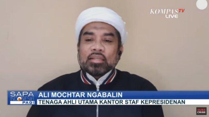 Dua Orang Dekat Luhut Panjaitan Tersingkir di Kabinet Jokowi, Ali Ngabalin: Everything No Problem