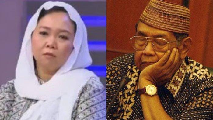 Kutip Omongan Gus Dur soal Pelengseran, Alissa Wahid: 'Duwure Opo Se Presiden Iku?'