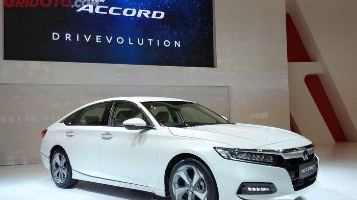 All New Honda Accord Resmi Diluncurkan, Simak Harga dan Spesifikasinya, Hanya 300 Unit di Tahun Ini