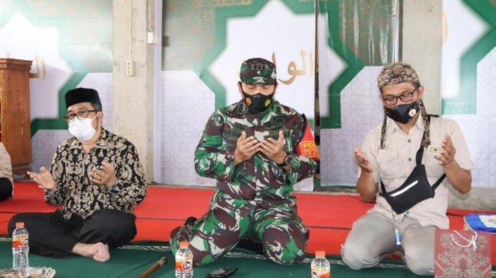 Perkuat Tali NKRI, Ikatan Keluarga Alumnus Lemhannas PPSA XXI Silaturahmi ke Pesantren Darul Quran