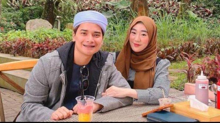 Alvin Faiz dan Larissa Chou saat masih membina rumah tangganya.