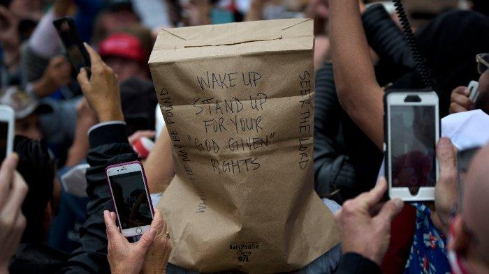 Saat Warga AS Ramai Turun ke Jalan Tuntut Gubernur Cabut Lockdown: Waktunya untuk Membuka Kembali