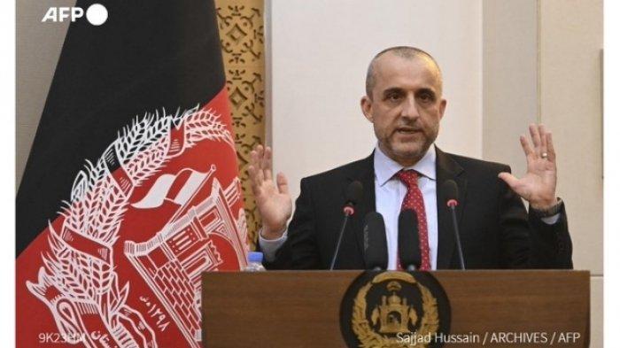 Taliban Klaim Temukan Uang Rp 92 Miliar di Rumah Mantan Wakil Presiden Afghanistan