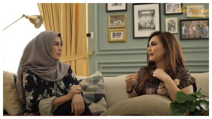 Amy Qanita dan Nia Daniaty, Rabu (9/9/2020).