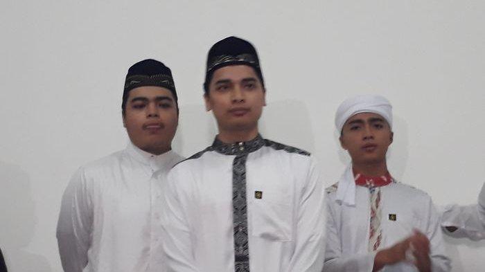 Anak-anak mendiang Ustaz Arifin Ilham saat ditemui Grid.ID di Masjid Az Zikra, Sentul, Jawa Barat pada Kamis (23/5/2019).