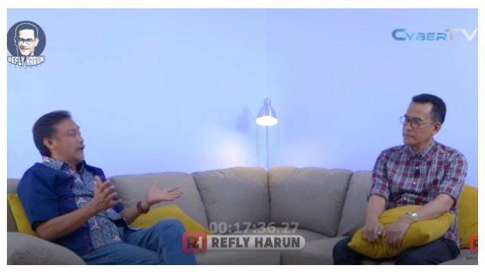 Andi Ungkap Skenario Buruk jika Hasil KLB Demokrat Disahkan, Refly Harun: Itu yang Diharapkan Jokowi