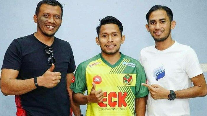 Resmi Bergabung dengan Kedah FA, Andik Vermansah Disambut Lagu Jaran Goyang!