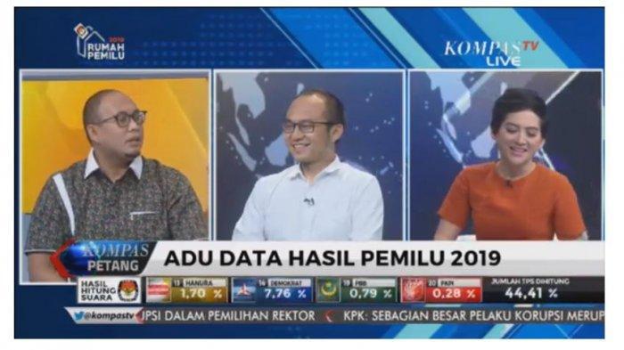 Andre Rosiade sebut BPN Bisa akan Boikot Pilpres, Yunarto Wijaya: Tambah Lagi yang Enggak Dipercaya