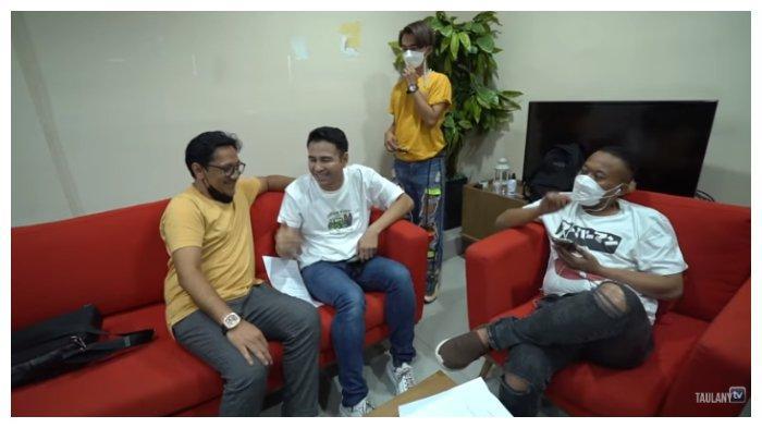 Pamerkan Kehamilan Nagita Slavina ke Andre Taulany dan Sule, Raffi Ahmad: Rafathar Uring-uringan