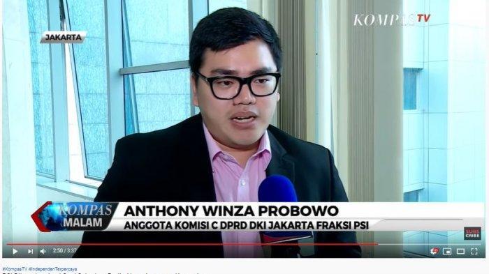 Anggota DPRD DKI Sepakat akan Laporkan Anthony Winza ke BK, Buntut Tanya Anggaran Komputer 128,9 M