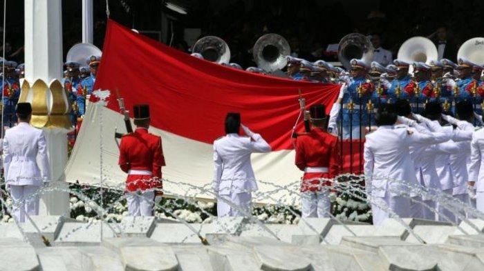 Cara Mengikuti Upacara Virtual HUT ke-75 RI di Istana Merdeka, Disediakan 17.845 Kuota Undangan