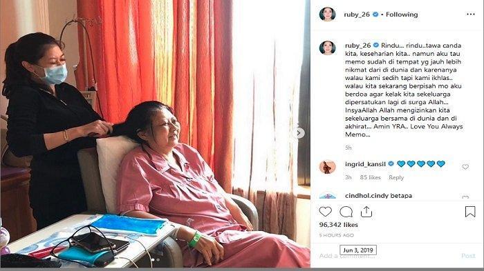 Ani Yudhoyono dan Aliya Rajasa