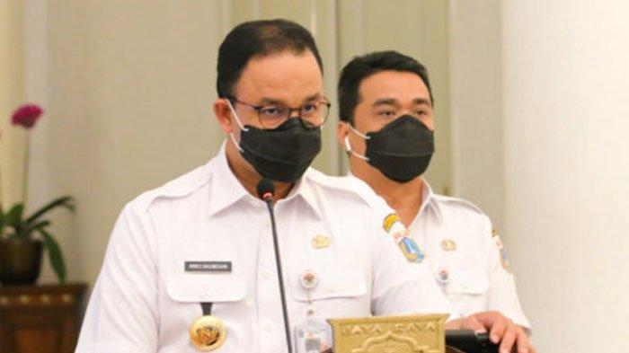 Gubernur Anies Baswedan mengumumkan bahwa Jakarta akan memberlakukan kembali PSBB terkait lonjakan kasus Covid di Ibu Kota. Mantan Wapres Jusuf Kalla (JK) pun mendukung langkah Anies Baswedan.