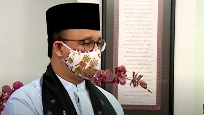 Jadi Gubernur Paling Tidak Disukai di Media Sosial, Anies Baswedan: Hari Ini Dipuji, Besok Enggak