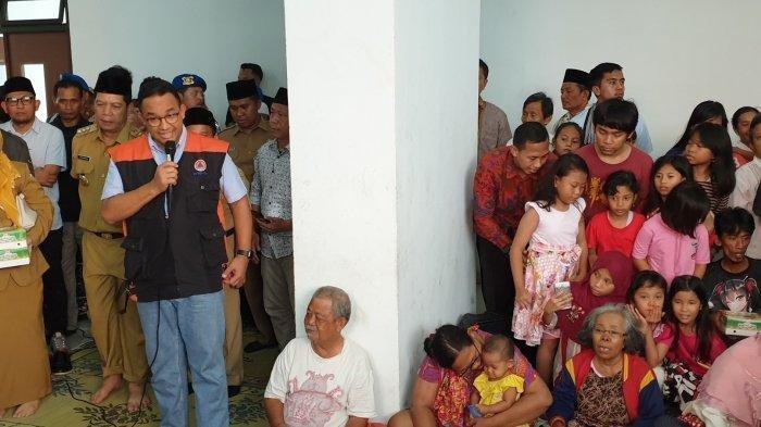 Gembong Warsono Komentari Perintah Anies Baswedan soal Peringatan Banjir Pakai Toa: Saya Ketawa Saja