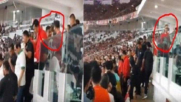 Fahri Hamzah Pertanyakan Beda Perlakuan Jokowi Kepada Anies dan Ahok saat Penyerahan Piala Presiden