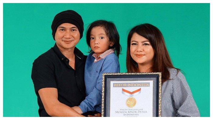 Cerita Istri Anji Manji tentang Infeksi Telinga Anaknya yang Tak Kunjung Sembuh dan Harus Dioperasi