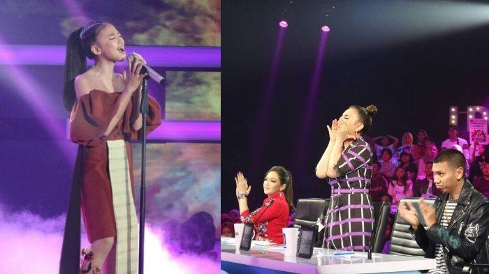Menyanyikan 'Jealous' dari Labrinth, Anneth Idol Junior Dipuji Maia Estianty: Ini Konsernya Anneth