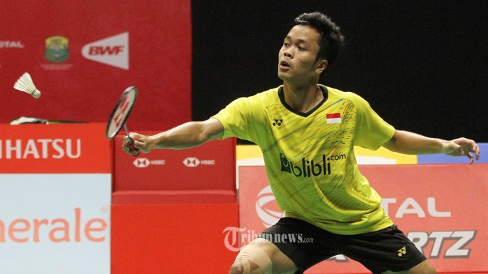 Link Live Streaming dan Jadwal Japan Open 2018 Jumat Ini, Indonesia Vs Belanda di Perempat Final
