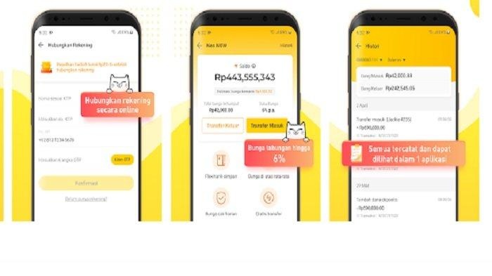 Aplikasi penghasil uang Neo+