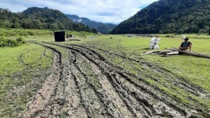 Fakta Viral Lokasi Wisata di Pinrang Rusak karena Kunjungan Kerja Bupati, Camat Lembang Buka Suara