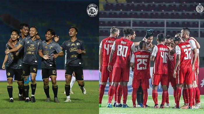Prediksi Formasi Arema FC dan Persija Liga 1 2021: Singo Bongkar Slot Asing, Macan Tetap Sama