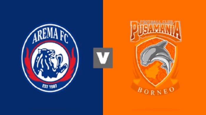 Live Streaming Liga 1 Indonesia: Arema FC Vs Borneo FC Pukul 18.30 WIB di O Channel