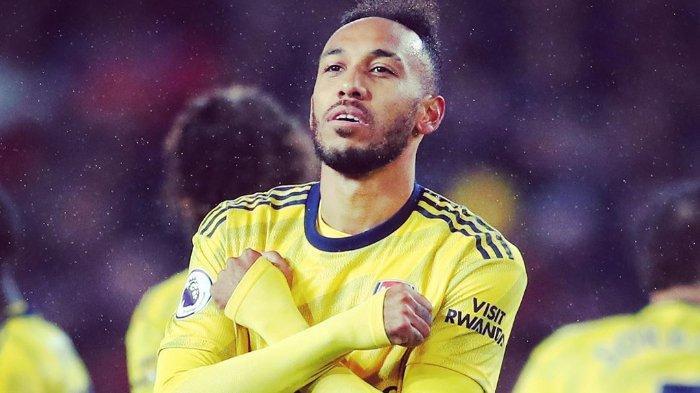 Aubameyang Bantah Rumor Tinggalkan Arsenal: Media Inggris Terlalu Banyak Cakap