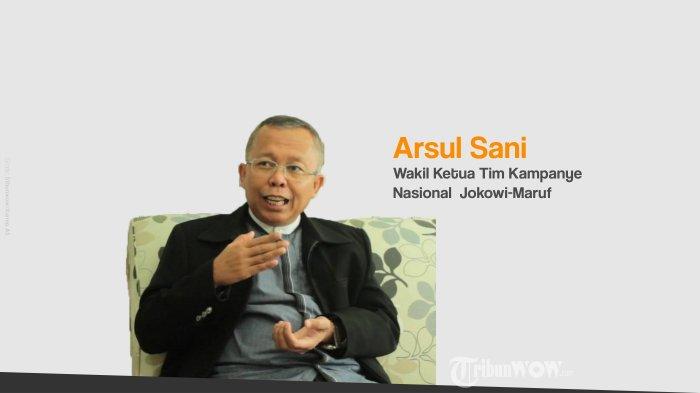 Prabowo Tak Ajukan Gugatan meski Tolak Hasil Pemilu, Arsul Sani: Beliau akan Dikenang Dalam Sejarah