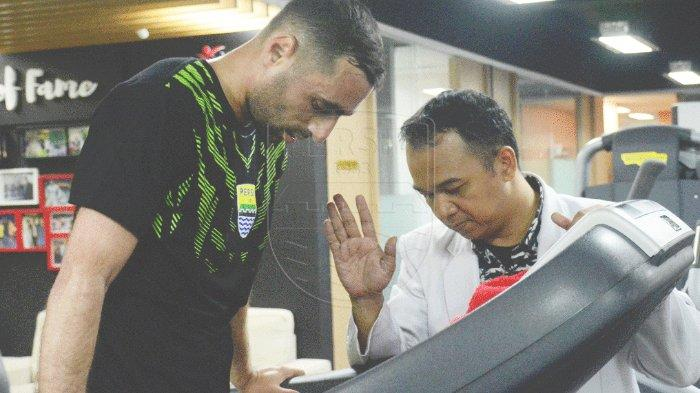 Artur Gevorkyan pemain baru Persib Bandung