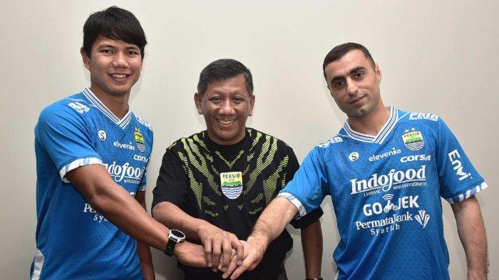 Datangkan Jupe dan Artur Gevorkyan, Nilai Pasar Persib Bandung Melejit Lampaui Madura United