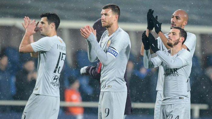 Hasil Lengkap Liga Italia: AS Roma Gagal Salip AC Milan, Ronaldo Jadi Penentu Kemenangan Juventus