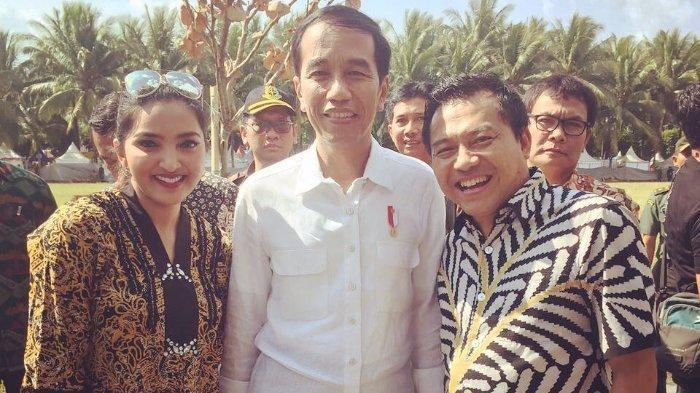 Kutip Pernyataan Anang Hermansyah, Triawan  Munaf Berharap Wisata Kuliner Makin Ramai saat Lebaran