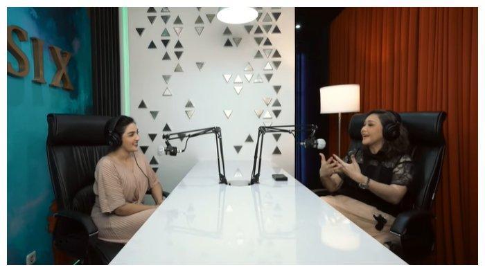 Bahas Wanita Penggoda, Maia Bongkar Kebiasaan Anang di Lokasi Syuting, Ashanty: Enggak Berani Dia