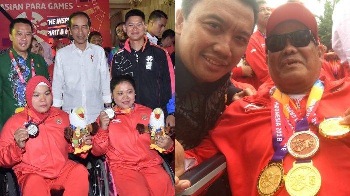 Indonesia Peringkat 5 Asian Para Games 2018, Jumlah Medali Emas Lebih Besar dari Asian Games 2018