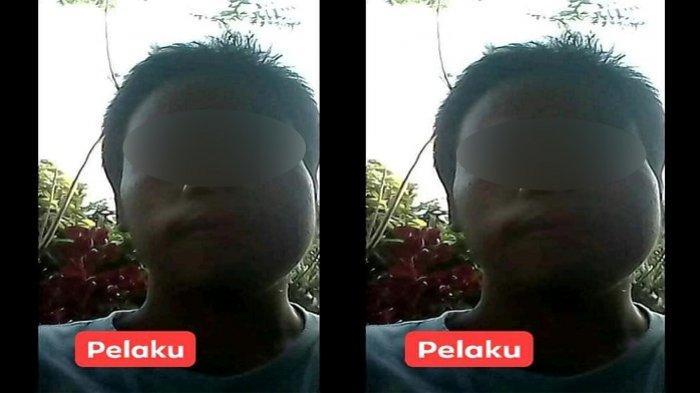 Asriadi, pelaku pembunuhan terhadap satu keluarga di Sulawesi Selatan.