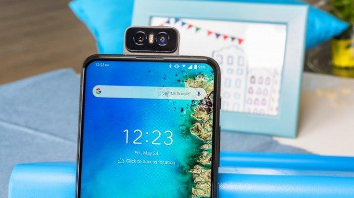 Harga dan Spesifikasi Asus Zenfone 6 yang Resmi Dirilis di Indonesia, Dilengkapi Kamera Putar